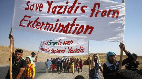members-of-the-minority-yazidi-sect-in-iraq-are-demanding-protection-from-the-isis-militants