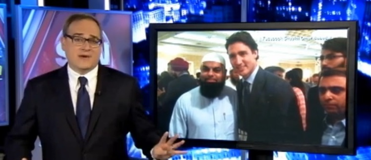 Trudeau outed for meeting with Muslim leader who publishes that men should beat their wives
