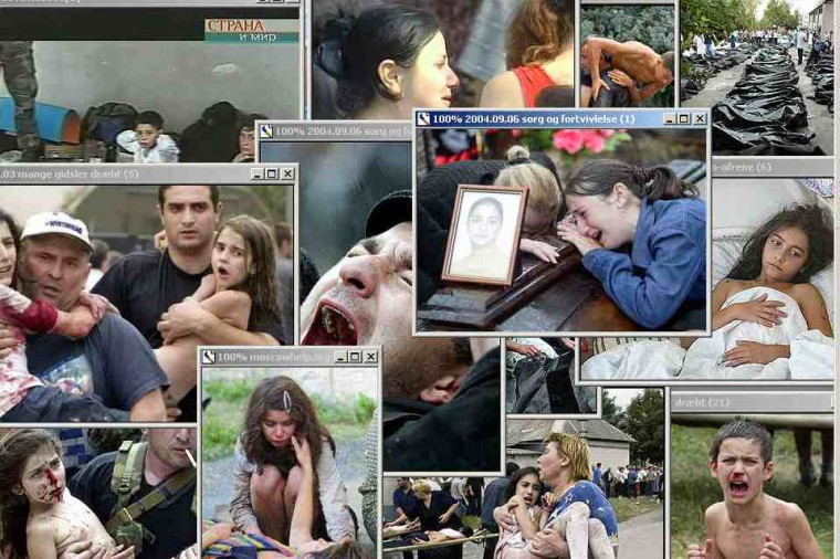 The Survivors at Beslan