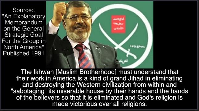 MOHAMED MORSI, now the deposed Muslim Brotherhood leader of Egypt