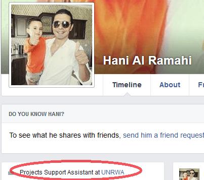 Hani-Al-Ramahi-UNRWA-link