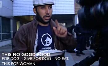 muslim-complaining-food