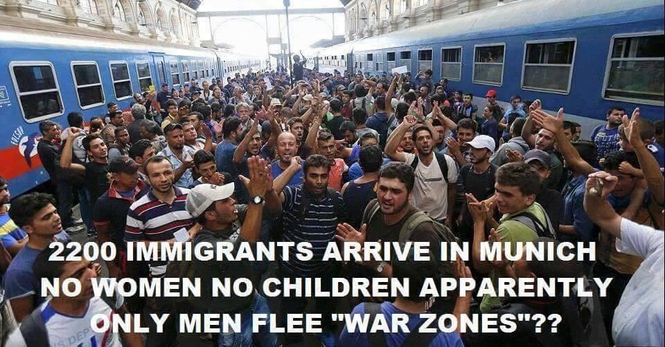 Image result for WHERE ARE WOMEN CHILDREN MUSLIM MEN