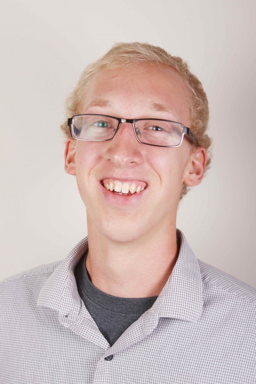 Willl Wright, Editor-in- Chief
