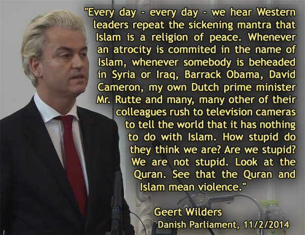 Image result for pics of geert wilders notes
