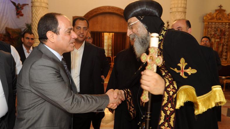 EGIPTO-ELECCIONES-RELIGION-COPTO-SISI