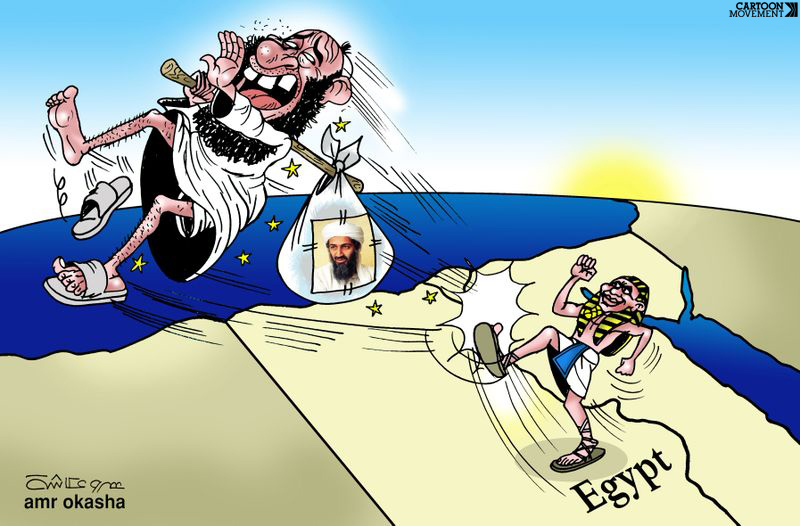 Kicking the Muslim Brotherhood out of Egypt for good