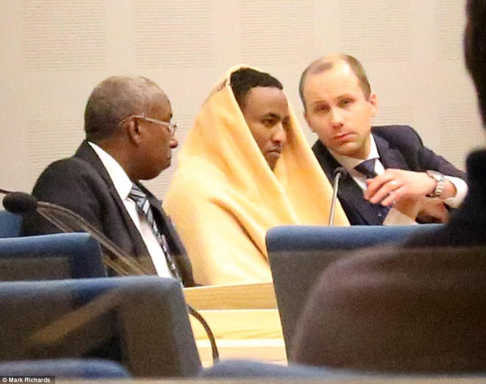 Somali-born Youssaf Khaliif Nuur, 15