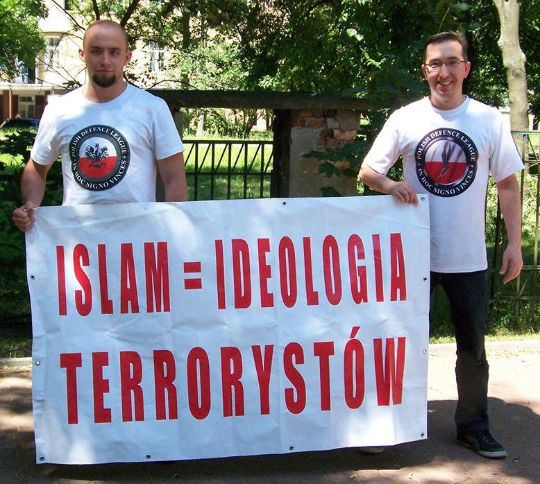 POLISH DEFENCE LEAGUE against Islamization