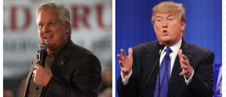 Glenn Beck: If I Got Close Enough To Trump, 'The Stabbing Just Wouldn't Stop'