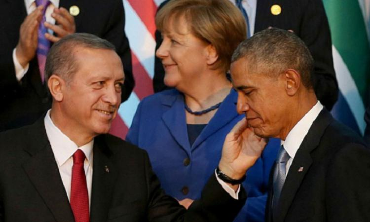 The NEW Axis of Evil = Germany - Turkey - USA