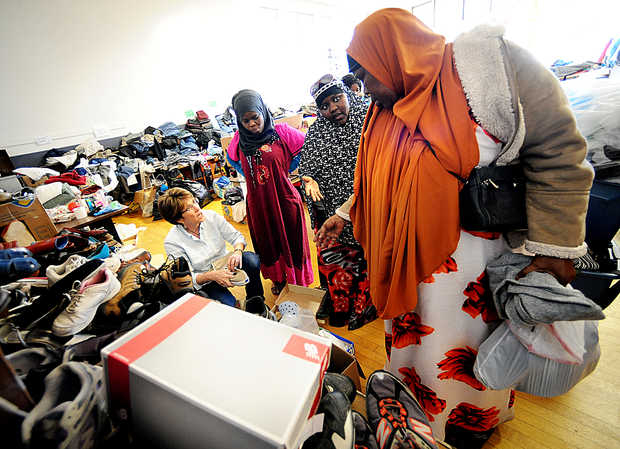 Somali Muslims favorite place to shop: Good Will