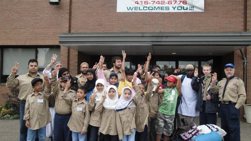 Muslim Scouts: Practicing Islam through the Scout Law