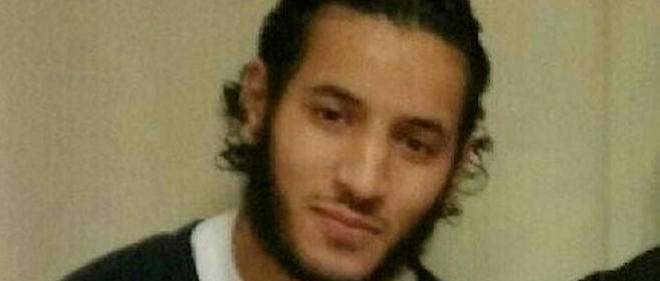 The Muslim jihadist cop killer
