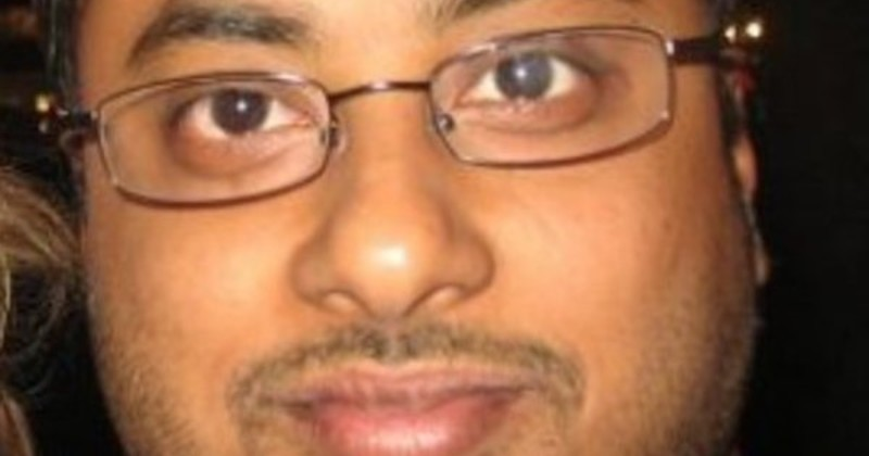 "This is the ""white male"" UCLA shooter Mainak Sarkar that the media has been telling us about for the last 24 hours. Unfortunately, none of what the media is telling us is true."