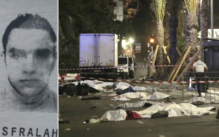 Mohamed Lahouaiej Bouhlel, the 31-year-old Tunisian-born man who killed at least 84 people Wednesday by plowing a truck through a crowd at a Bastille Day fireworks display in Nice, France