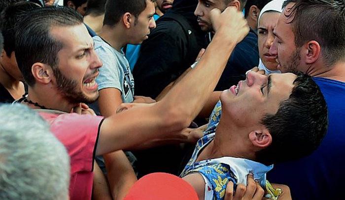 Musulmanes y cristianos persecución refugiados-Alemania