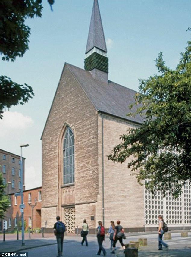 Karmel Church in Duisburg