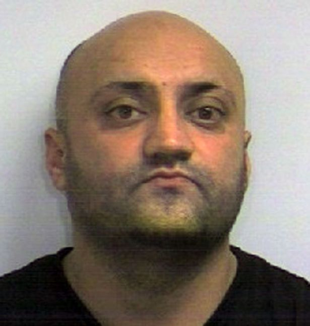 Basharat Hussain, 40