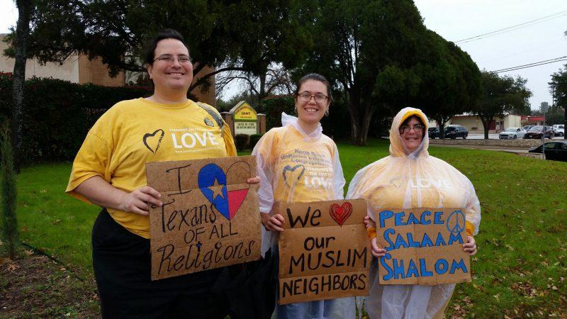 musulmanes-bienvenida-show-de-la solidaridad