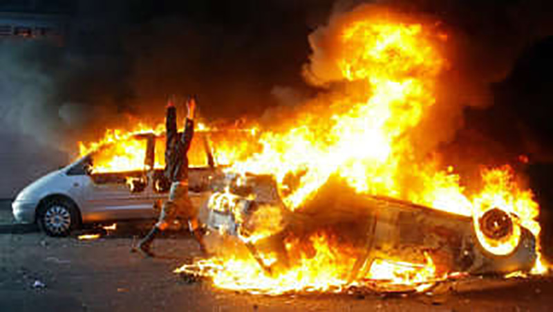 Sweden S Islamic Arson Jihad Epidemic Rages On As Muslim Invaders Set Fires To Cars In Two