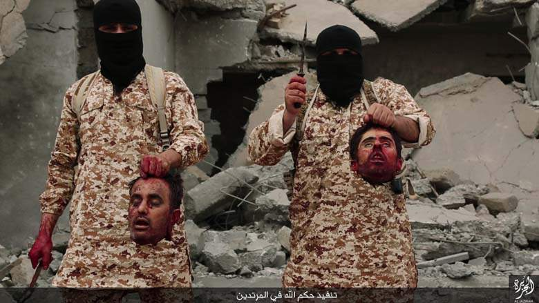 Isis women beheading not joke!