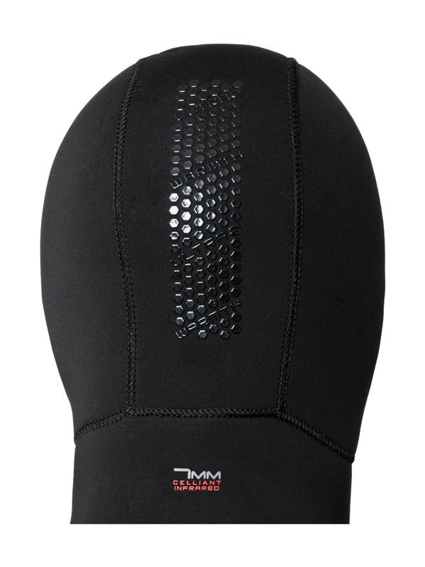 7/5mm Ultrawarmth Dry Hood - Mask Grip