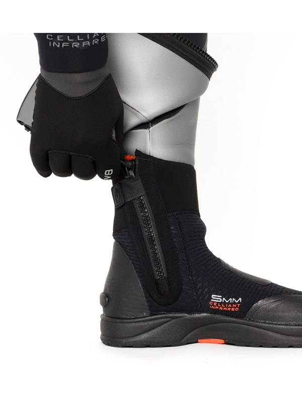 5mm Ultrawarmth Boots - wet seal