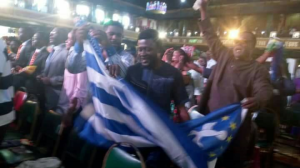 Ambalanders Storm Prophet TB Joshua Church To Pray For New Nation
