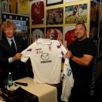 italieni 30 iunie sport foto Antognoni si Mops 1