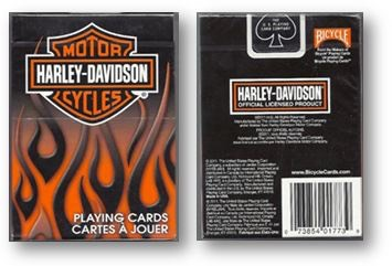 Harley Davidson Gift Ideas Playing Cards For Just 2 At