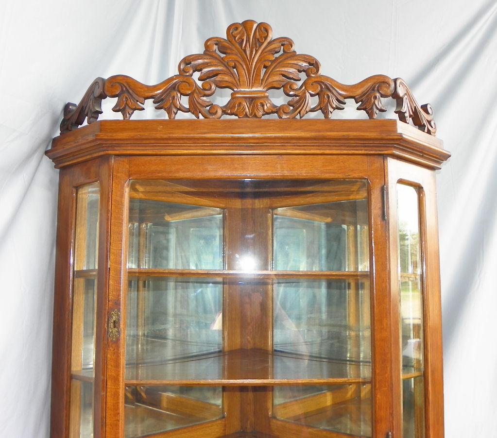 Bargain John S Antiques 187 Blog Archive Antique Oak Corner
