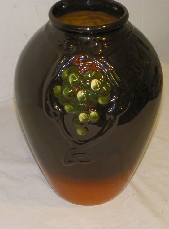 Bargain John S Antiques Large Antique Weller Pottery