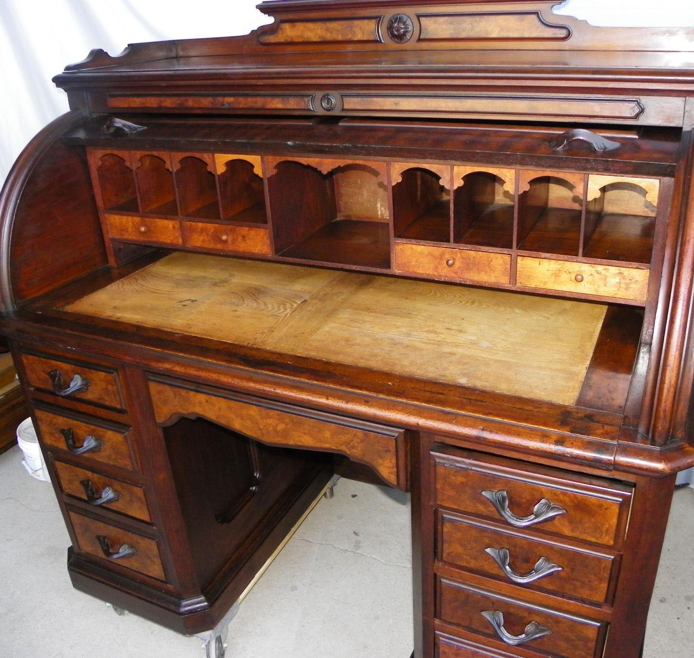 Bargain Johns Antiques Antique Victorian Walnut