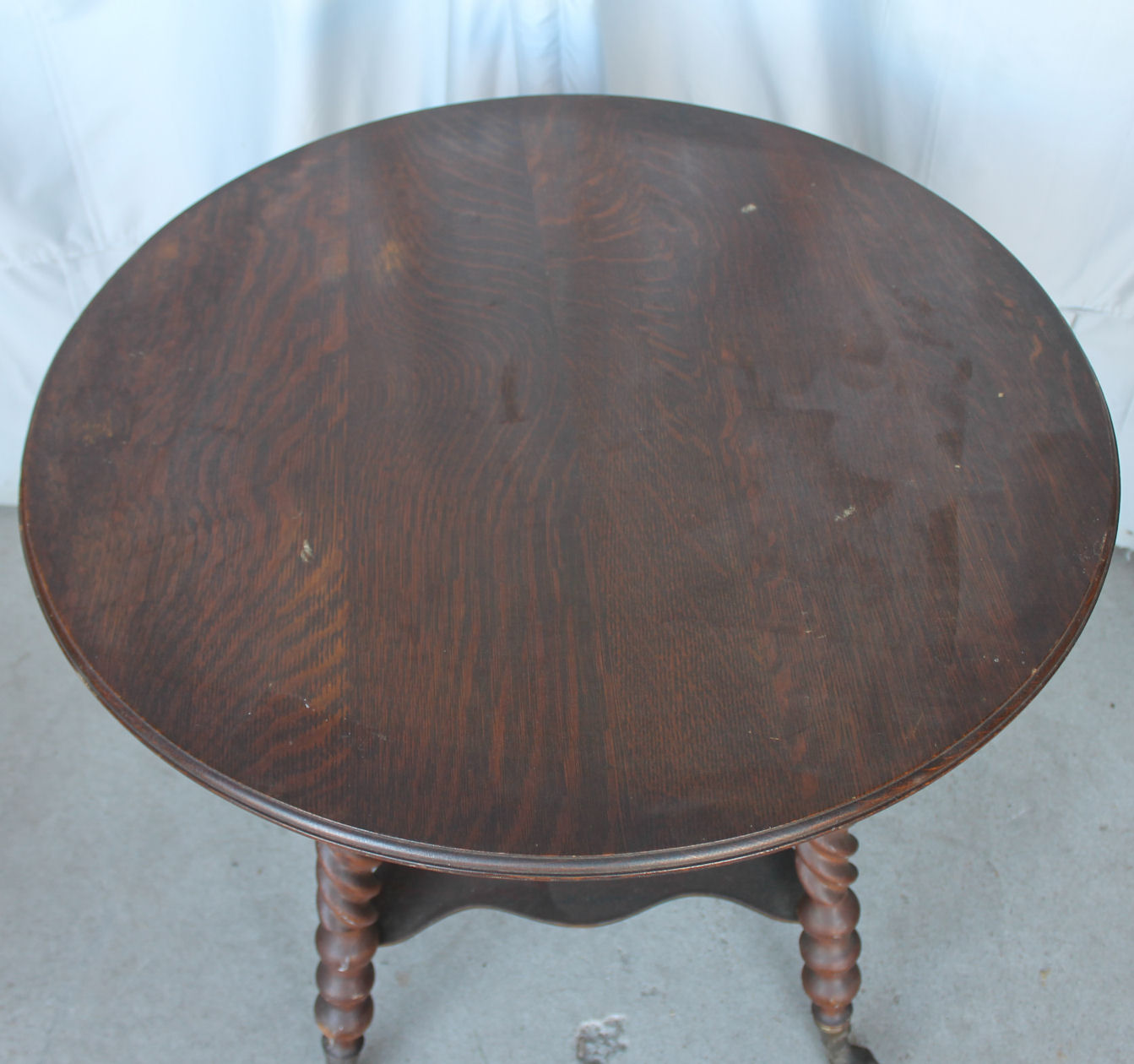 Bargain John S Antiques Antique Quarter Sawn Oak Parlor