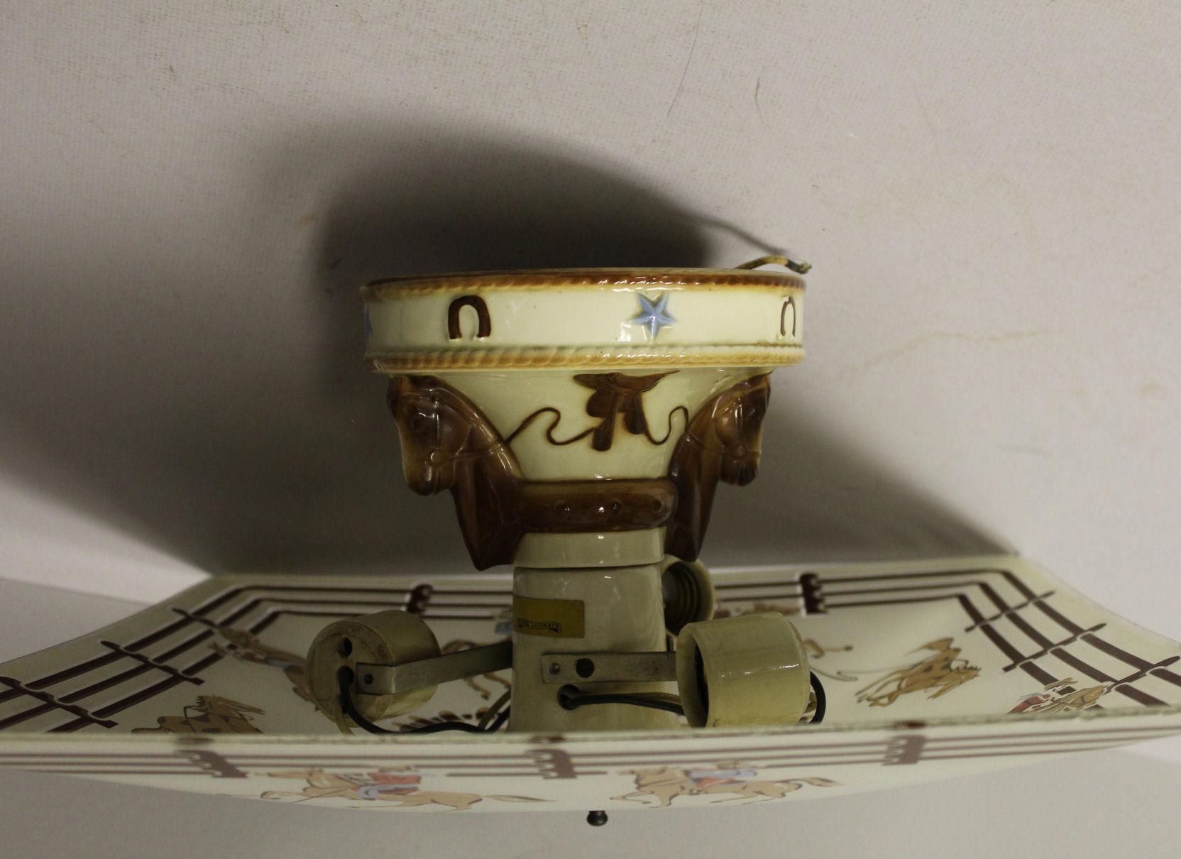 Bargain John S Antiques Antique Cowboy Western Theme