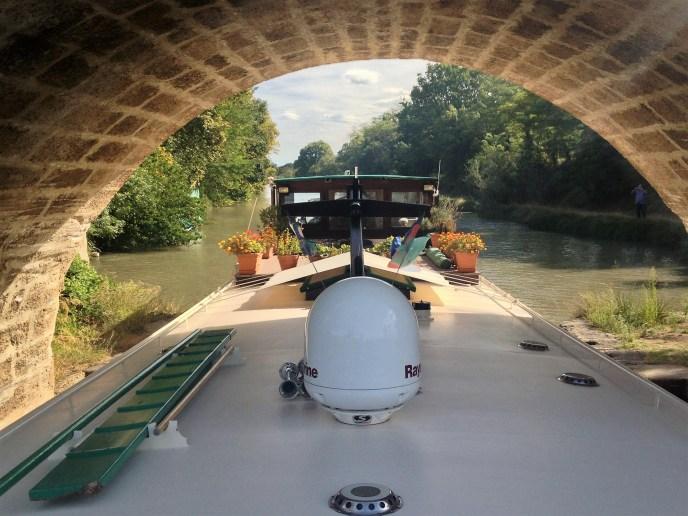 Canal du Midi near Poilhes