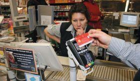 NFC-Transaktion Hannover (Foto: Hanno Bender)