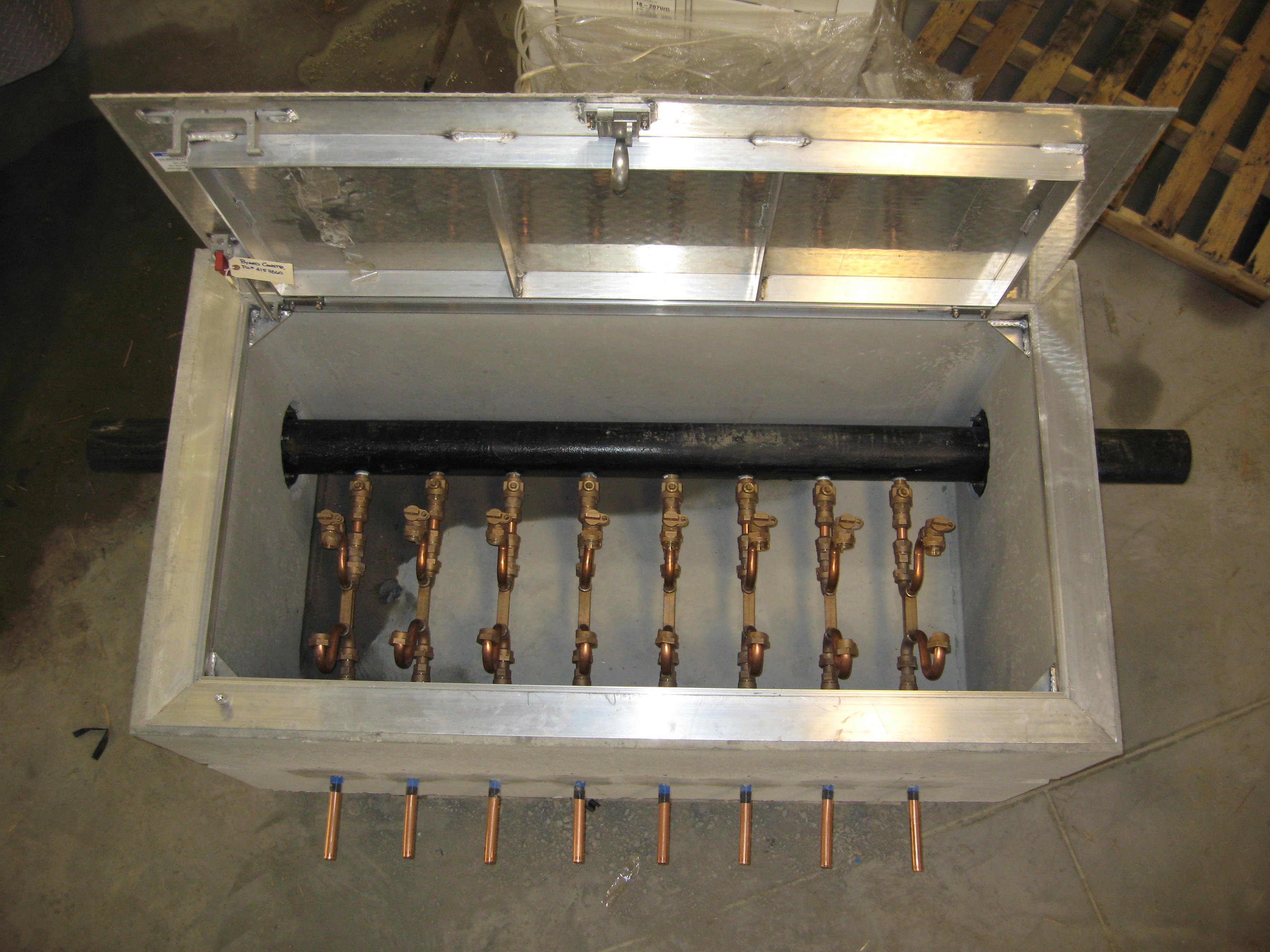 Inch Backflow 6 Preventer