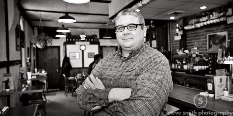 Jeff May - Owner of Bar Gernika
