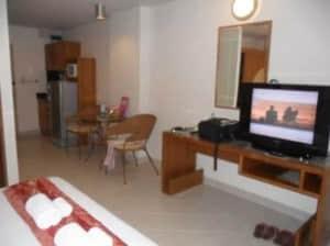 Bella Villa Prima Hotel Pattaya room
