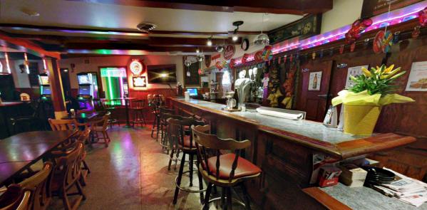 Visite 3D du bar
