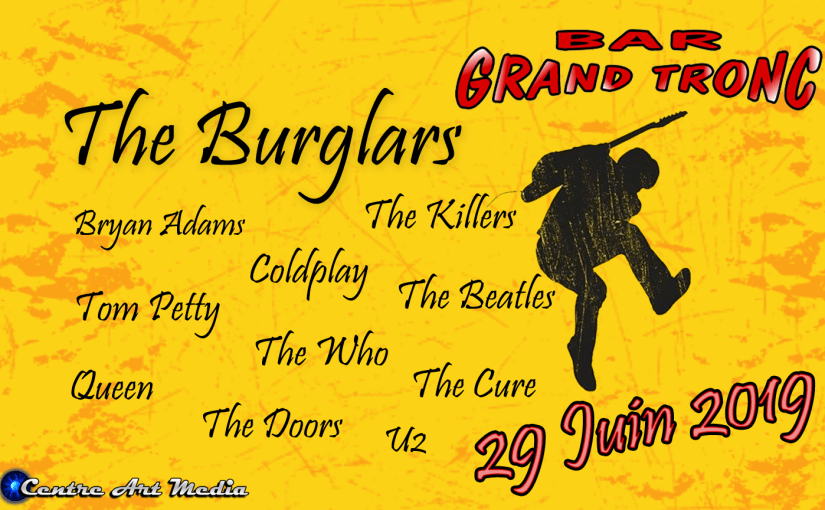 Band The Burglars