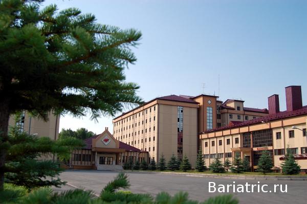 Тюменская Областная клиническая больница