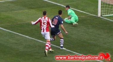 Filip Raicevic, attaccante in forza al Vicenza