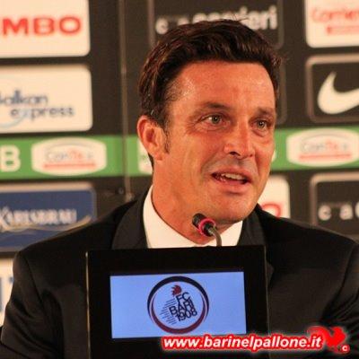 Massimo Oddo: l'ex tecnico del Pescara è uno dei candidati per guidare il Bari