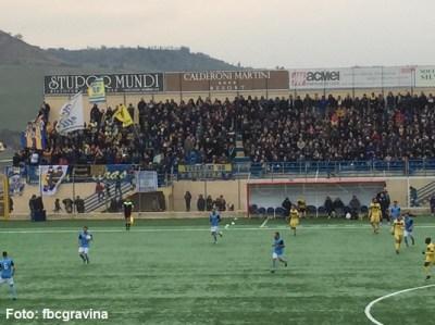 Gravina-Agropoli 4-0