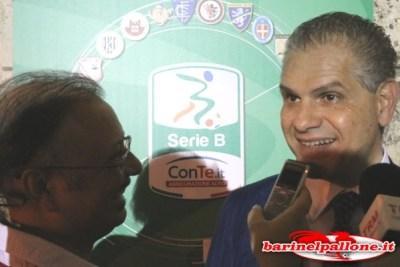 Cosmo Giancaspro, Presidente del Bari