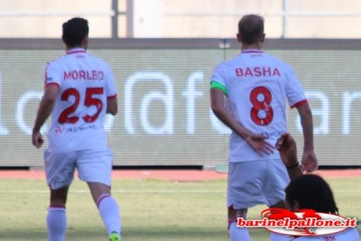 Basha, centrocampista del Bari