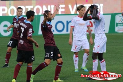 Salernitana-Bari